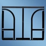 Filterrahmen für AEROPAC SN