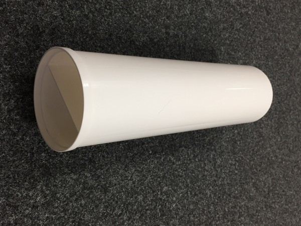 PVC ROHR NW100 2-WEGE 390MM verlängerbar