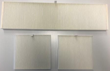 Filterset Pollen-/Feinstaubfilter M5